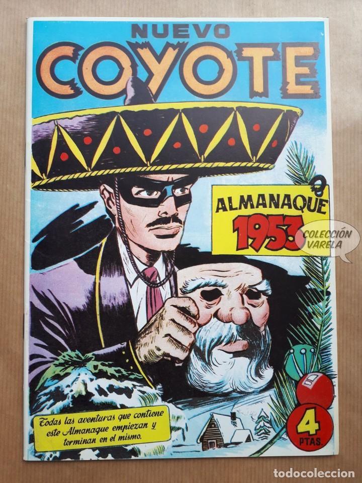 COYOTE - ALMANAQUE 1953 - REEDICIÓN (Tebeos y Comics - Tebeos Reediciones)