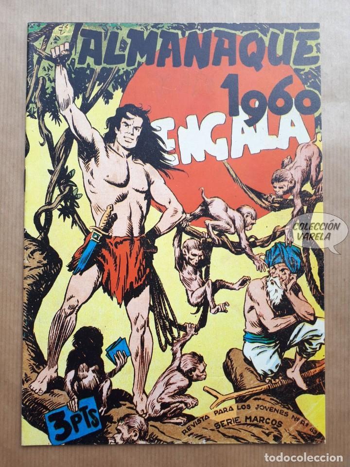 BENGALA - ALMANAQUE 1960 - REEDICIÓN (Tebeos y Comics - Tebeos Reediciones)