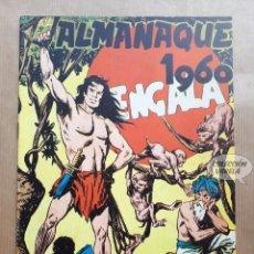 Tebeos: BENGALA - ALMANAQUE 1960 - REEDICIÓN. Lote 257680880