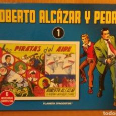 Tebeos: ROBERTO ALCAZAR Y PEDRIN VOL. 1. Lote 261909035