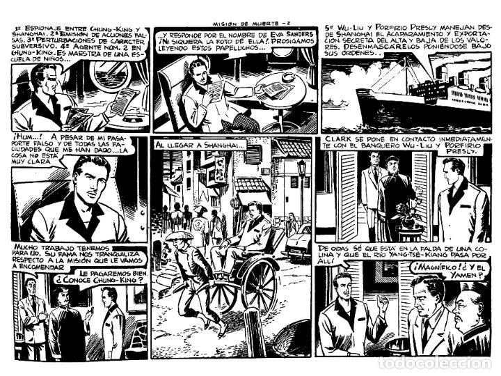 Tebeos: ROY CLARK 1 A 26. COMPLETA. VALENCIANA 1959 (Vvaa) Comic MAM, Circa 1980. FACSIMIL. OFRT - Foto 3 - 262228595