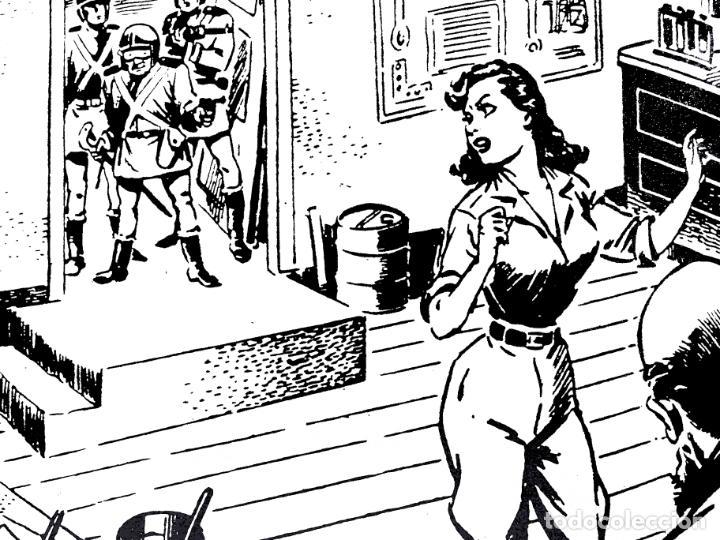 Tebeos: ROY CLARK 1 A 26. COMPLETA. VALENCIANA 1959 (Vvaa) Comic MAM, Circa 1980. FACSIMIL. OFRT - Foto 4 - 262228595