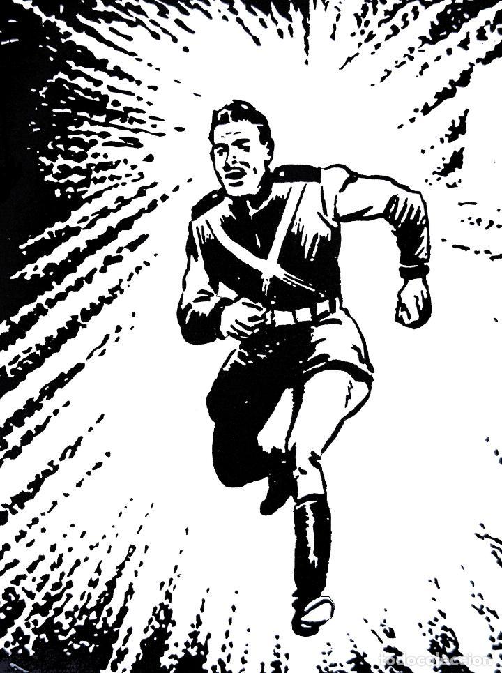 Tebeos: ROY CLARK 1 A 26. COMPLETA. VALENCIANA 1959 (Vvaa) Comic MAM, Circa 1980. FACSIMIL. OFRT - Foto 5 - 262228595