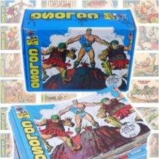 Tebeos: COLOSO / PRÍNCIPE DE RODAS 1 A 83. COMPLETA. MAGA (QUESADA / GAGO) CIRCA 1980. FACSIMIL. OFRT. Lote 263220620