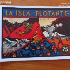 Tebeos: LA ISLA FLOTANTE - SELECCION AVENTURERA - REEDICION, FACSIMIL (I2). Lote 263263170