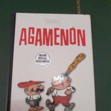 Giornalini: AGAMENON - CLASICOS DEL HUMOR -EDICIÓN ESPECIAL COLECCIONISTAS-RBA. Lote 264524514
