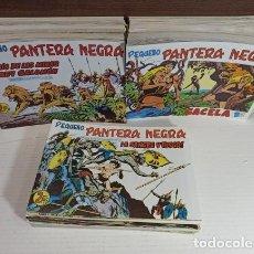 Tebeos: PEQUEÑO PANTERA NEGRA - TERCERA SERIE - 204 EJEMPLARES Nº 125 AL 329 - EXCELENTE ESTADO DE KIOSKO.. Lote 266253178