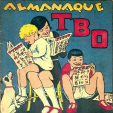 Tebeos: ALMANQUE TBO 1930 FACSIMIL. Lote 267366539
