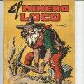 Lote 267862469: SELECCIÓN DE AVENTURAS EDICIONES TORAY Reedición s/n. El minero loco