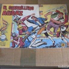 Tebeos: EL GUERRILERO AUDAZ DEL 1 AL 16. Lote 270259363