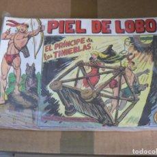 Giornalini: COLECCION DE PIEL DE LOBO DEL 25 AL 90. Lote 270261303