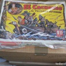 BDs: LOTE DEL CAHCORRO CON 102 EJEMPLARES. Lote 270261483