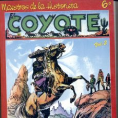 Tebeos: EL COYOTE (MAESTROS DE LA HISTORIETA). Lote 271091588