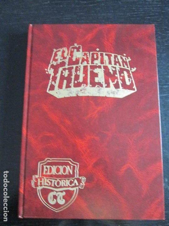 EL CAPITAN TRUENO--VICTOR MORA--EDICION HISTORICA TOMO 10 (Tebeos y Comics - Tebeos Reediciones)
