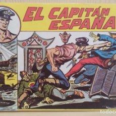 Tebeos: EL CAPITAN ESPAÑA - COLECCIÓN COMPLETA EN UN TOMO DE 32 NUMEROS - SIN ENCUADERNAR.. Lote 274422148