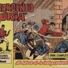 Giornalini: EL SARGENTO FURIA (GLENAT ) 2011 0BRA COMPLETA. Lote 275215568