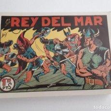Giornalini: EL REY DEL MAR, EDIT. VALENCIANA COMPLETA, 46 NUM. REEDICION-FACSIMIL. Lote 276074633