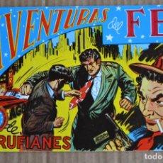 Giornalini: AVENTURAS DEL F.B.I., Nº 150. REEDICION. LITERACOMIC.. Lote 276694373