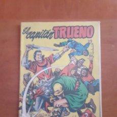 Tebeos: EL CAPITÁN TRUENO. ALMANAQUE FACSÍMIL 1958. Lote 277247128