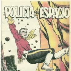 Livros de Banda Desenhada: POLICIA DEL ESPACIO Nº 16 ULTIMO DE LA COLECCION FACSIMIL. Lote 278549243
