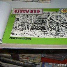 Tebeos: COLECCION CISCO KID. Lote 278581188
