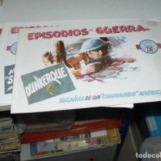 Tebeos: EPISODIOS DE GUERRA. Lote 278581448