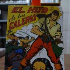 Tebeos: EL HIJO DE LAS GALERAS - 16 NUMEROS COMPLETA REEDICION. Lote 281948703