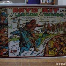 Livros de Banda Desenhada: RAYO KIT COLECCION COMPLETA 24 NUMEROS REEDICION. Lote 281952333