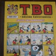 Tebeos: 1949-1951 TBO EDICION COLECCIONISTA. Lote 283690803