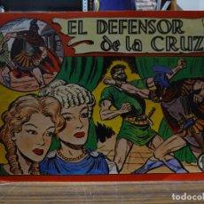 Livros de Banda Desenhada: EL DEFENSOR DE LA CRUZ - COLECCION COMPLETA 54 NUMEROS REEDICION. Lote 284318968
