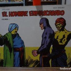 Tebeos: EL HOMBRE ENMASCARADO 6 NUMEROS COMPLETA EDICIONES B.O.. Lote 286213173