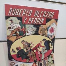 BDs: ALMANAQUE ROBERTO ALCAZAR Y PEDRIN AÑO 1944 - REEDICION. Lote 286806788