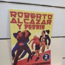 BDs: ALMANAQUE ROBERTO ALCAZAR Y PEDRIN AÑO 1945 - REEDICION. Lote 286806798