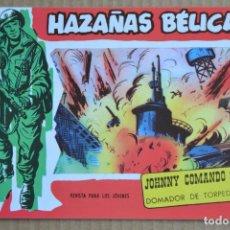 Livros de Banda Desenhada: HAZAÑAS BELICAS, Nº 312. REEDICION. LITERACOMIC.. Lote 287906438