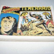 Tebeos: COLECCION DE EL CHARRO TEMERARIO. Lote 288045808