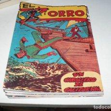 Tebeos: COLECCION DE EL ZORRO. Lote 288046033