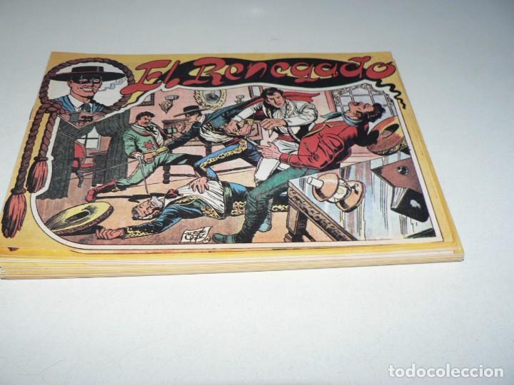 COLECCION DE EL RENEGADO (Tebeos y Comics - Tebeos Reediciones)