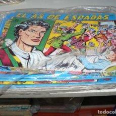 Tebeos: COLECCION DEL AS DE ESPADAS. Lote 288046753