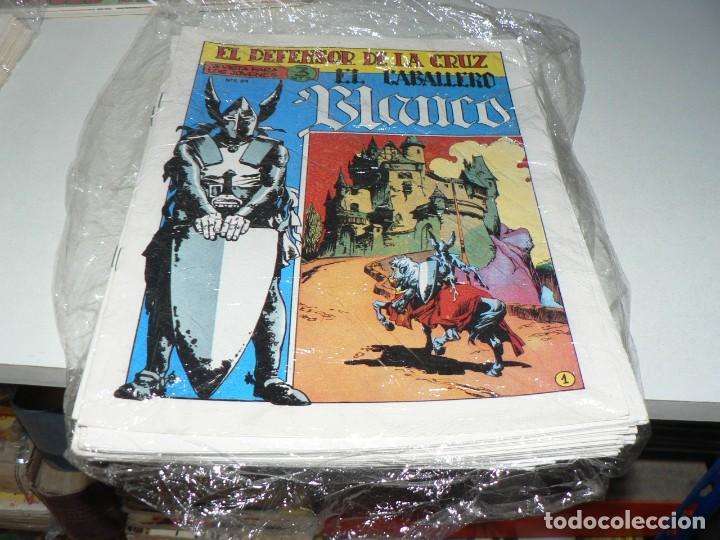 COLECCION DEL CABALLERO BLANCO (Tebeos y Comics - Tebeos Reediciones)