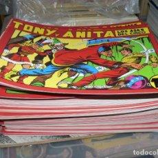 Tebeos: COLECCION TONY Y ANITA. Lote 288049683