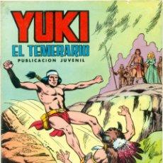 Tebeos: YKI EL TEMERARIO Nº 11 REEDICION. Lote 289797543