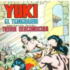 Tebeos: YKI EL TEMERARIO Nº 19 REEDICION. Lote 289797598