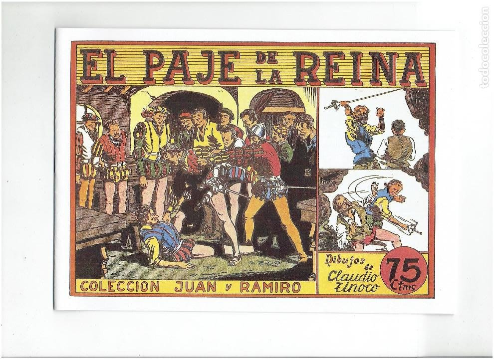 Tebeos: * COLECCION JUAN Y RAMIRO * SELECCION AVENTURERA * COMPLETA 3 Nº * REEDICION IMPECABLE * - Foto 4 - 289900128