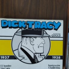 Tebeos: DICK TRACY 1937 / 1938 - CHESTER GOULD. Lote 293592393