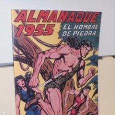 Giornalini: ALMANAQUE PURK EL HOMBRE DE PIEDRA AÑO 1955 REEDICION. Lote 293809648