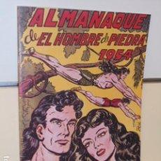 Tebeos: ALMANAQUE PURK EL HOMBRE DE PIEDRA AÑO 1954 REEDICION. Lote 293809768