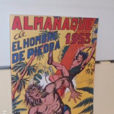 Tebeos: ALMANAQUE PURK EL HOMBRE DE PIEDRA AÑO 1953 REEDICION. Lote 293809913