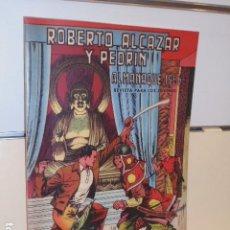 Giornalini: ALMANAQUE ROBERTO ALCAZAR Y PEDRIN AÑO 1966 REEDICION - 32 PAGINAS A COLOR.. Lote 293869698