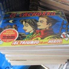Tebeos: EL CACHORRO -COLECCION COMPLETA 27 TOMO--1985--COMO NUEVA--REEDICION. Lote 294128288