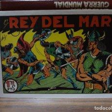 Tebeos: EL REY DEL MAR - COLECCION COMPLETA 46 NUMEROS. Lote 295882138